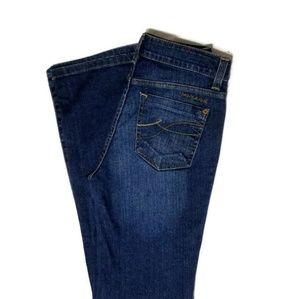 NWOT DKNY Soho Bootcut Jeans size 4